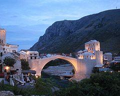 viaggio a Mostar