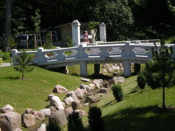 Kadriorg, giardino giapponese