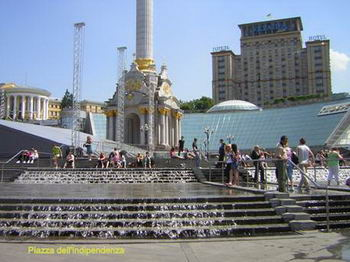 viaggio a Kiev
