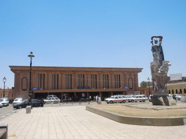 Stazione di Assuan
