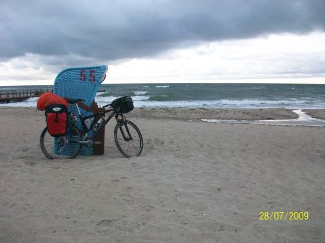 Viaggio in Bici da Verona a Berlino