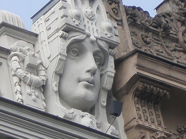 art Nouveau a Riga