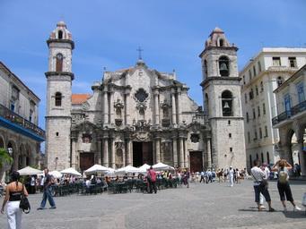 Un meraviglioso esempio di architettura barocca ecclesiale e con