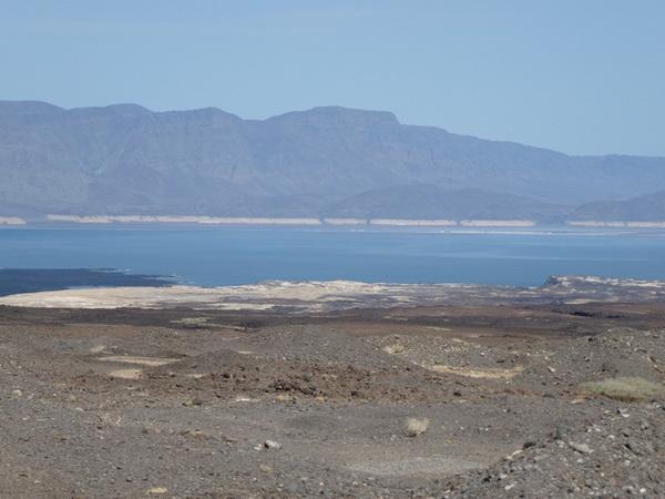 lago salato Assal