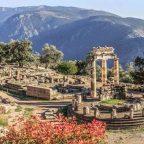 Viaggio a Delphi