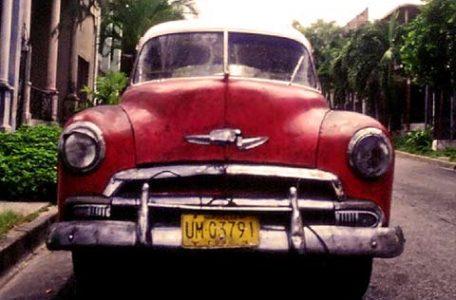 Le automobili di Cuba