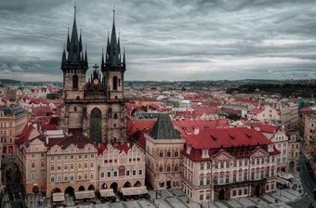 viaggoi a Praga