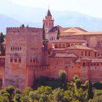 Spagna - Andalusia - Granada - L' Alcazar