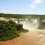 Argentina - Il parco naturale di Iguazù