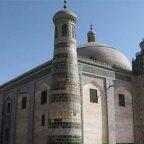 Cina - Kashgar - mausoleo di APAK HOJA MAZAR - FOTO DI PATRIZIA SORDINI DAL RACCONTO Viaggio da Urumqi a Beijing passando per il Taklamakan