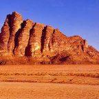Giordania - Deserto di Wadi Rum