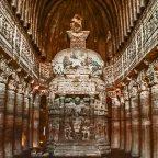 India, le grotte di Ajanta