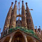 Spagna - Barcellona - La sagrada familia