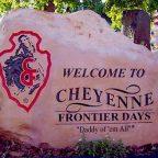 Stati Uniti - Cheyenne Frontier Daya Rodeo