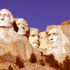 Stati Uniti - Mont Rushmore