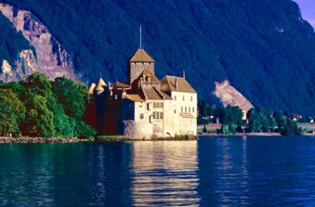 Svizzera - Lago di Ginevra