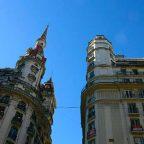 Argentina - I palazzi del centro di Buenos Aires
