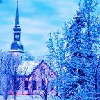 Estonia - Talvepealinn, la capitale d'inverno