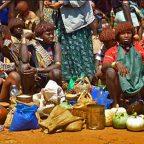 Etiopia - Omo River - al mercato di Key Afer - FOTO DI GIACOMO MORGANTI