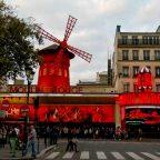 Francia - Il Moulin Rouge a Parigi