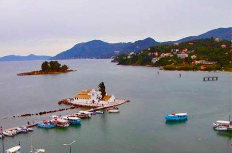 Grecia - Isola di Corfu - foto di Eno Santecchia