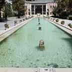 Iran - Il palazzo Golestan a Teheran