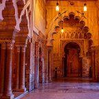 Spagna - Saragozza - Il palazzo dell' Aljaferia