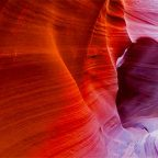 Stati Uniti - Arizona - Antelope Canyon