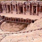 Turchia - il sito archeologico di Ierapoli o Hierapolis
