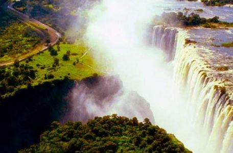 Zimbabwe - Cascate Vittoria