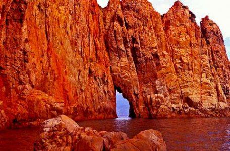 Francia - Corsica - I Calanchi di Piana