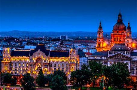 Ungheria - Viaggio a Budapest