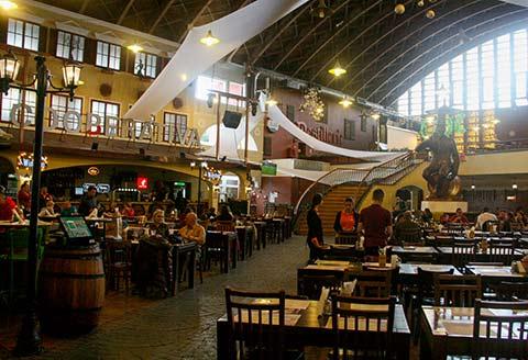 Beraria H la più grande birreria di Bucarest