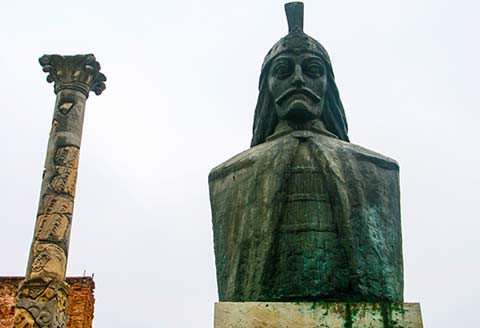 Vlad III Tepes anche chiamato Draculea
