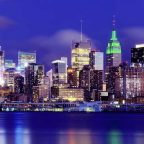 La skyline di New York