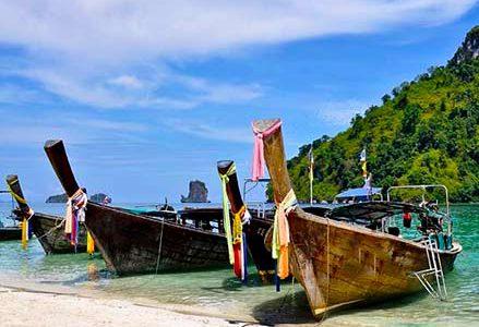 Thailandia - Isola di Ao Nang