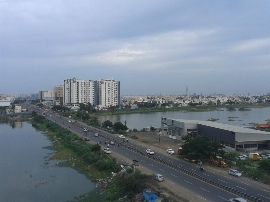 Chennai - skyline