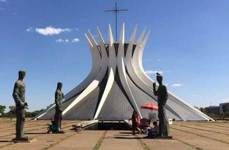 Brasilia, capitale del Brasile