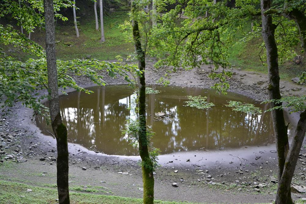 Estonia - Kaali Crater
