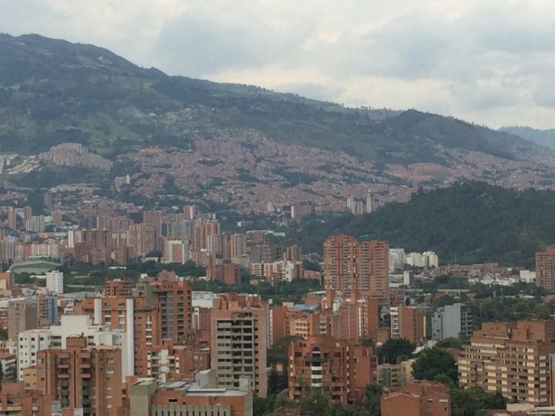 Panorame di Medellin