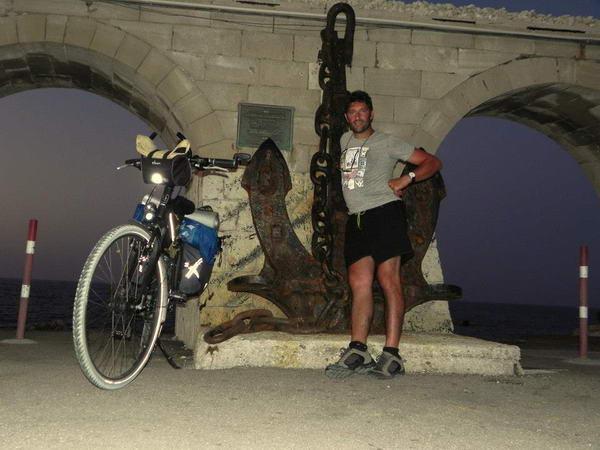 viaggio in bici