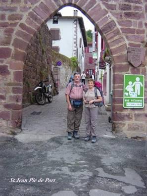 viaggio lungo il Camino de Santiago
