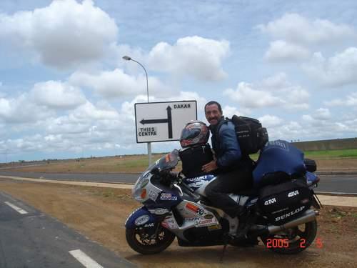 Viaggio in moto a Dakar