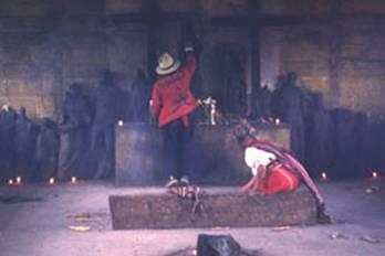 Indios Maya del Guatemala