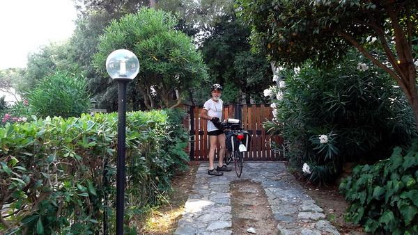 I viaggi in bici di Pierluigi Cortesi