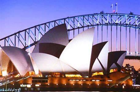 Viaggio a Sydney
