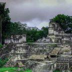 Maya a Tikal
