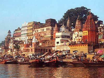 Viaggio a Varanasi
