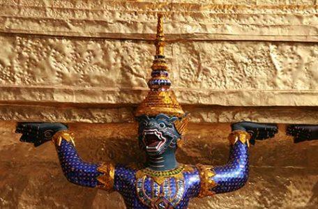 Thailandia - Bangkok - Palazzo Reale
