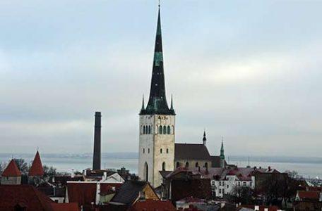 Lituania - Veduta di Tallin